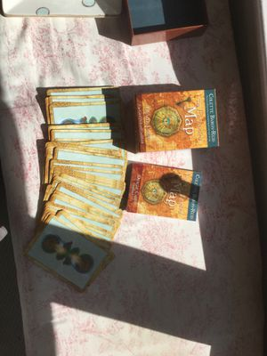 The Enchanted Map Oracle cards set for Sale in Old Bridge Township, NJ