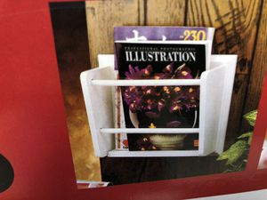 Magazine rack for bathroom for Sale in Gaithersburg, MD