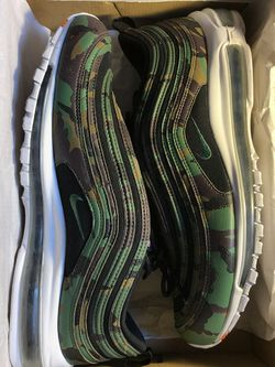 Nike Air Max 97 UK Camo Premium Size 13 for Sale in Tigard,  OR