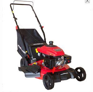"powersmart DB2194P 21"" 3-in-1 160cc has push lawn mower for Sale in Austin, TX"
