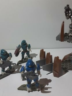 Halo Mega Construct Group Pack for Sale in Fontana,  CA
