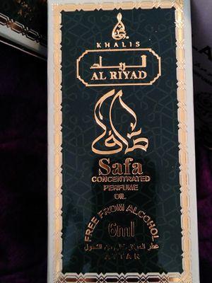 SAFA OIL PERFUME Made in Dubai UAE for Sale in Sacramento, CA