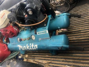 Makita gas compressor for Sale in Cleveland, TX