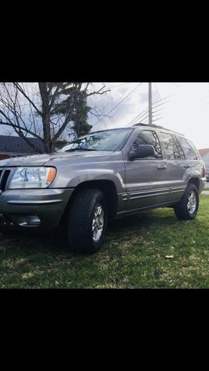 1999 Jeep Grand Cherokee for Sale in Paris, KY