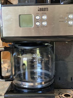 Bialetti Triple Brew Coffee Maker for Sale in Westminster, CO