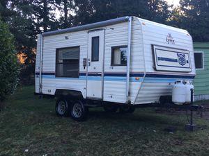 1987 20FT Prowler Travel Trailer for Sale in Everett, WA