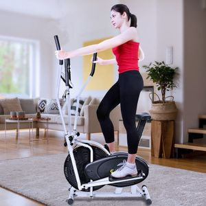 2-in-1 Elliptical Dual Cross Trainer Machine Fan Bike for Sale in Las Vegas, NV
