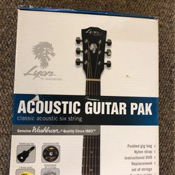 Acoustic Guitar 6 String for Sale in Temecula,  CA