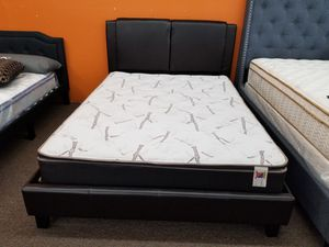 Queen bed frame 🎈🎈🎈 for Sale in Fresno, CA