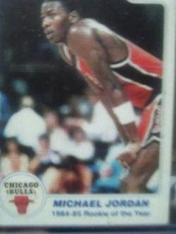 1985 Star Michael Jordan Rookie-of-the-Year for Sale in Yakima,  WA