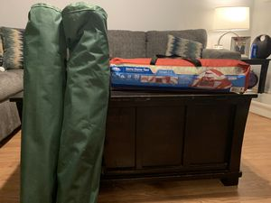 3-person Tent with two Camping Chairs for Sale in St. Louis, MO
