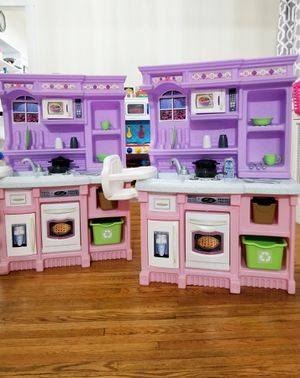 (Two) Step2 Kids Play Kitchen! Great Condition! for Sale in Philadelphia, PA