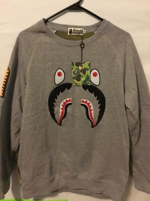 92104634 Bape Sweater | Medium Size | Free Shipping for Sale in Taylors, SC