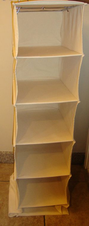 """Holdeverything Shelf Closet Organizer 57"""" x 13"""" x 19 """" Deep for Sale in Los Angeles, CA"""