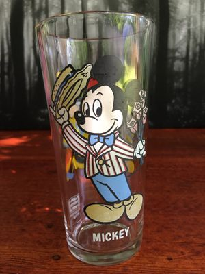 Vintage Mickey Mouse Pepsi Collector Series 1978 for Sale in Gresham, OR