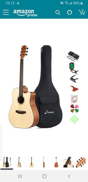 Donner DAG-1C Beginner Acoustic Guitar for Sale in Los Angeles, CA