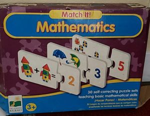 Educational kids matching games for Sale in El Monte, CA