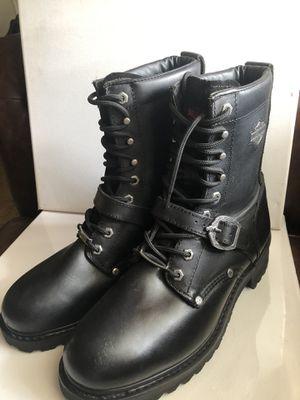 Harley Davidson men's boot 10 1/2 for Sale in Pembroke Pines, FL