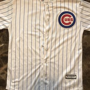Kris Bryant #17 Chicago Cubs MLB Baseball Jersey Youth Size L 14-16 for Sale in IL, US