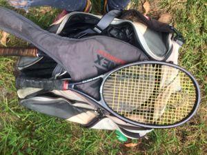 Tennis rackets $10 ea all $50 for Sale in Davie, FL