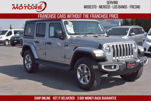 2020 Jeep Wrangler Unlimited for Sale in Los Banos, CA