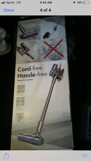 Dyson v8 for Sale in St. Louis, MO