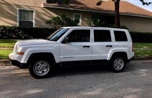 2012 Jeep Patriot for Sale in MAGNOLIA SQUARE, FL