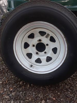 Trailer tire for Sale in Franklin, OH