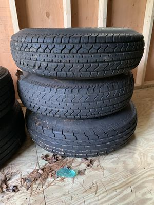 Set of 4 Carlisle sport trail tires for Sale in Schenectady, NY