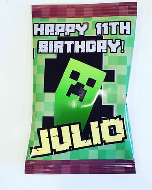 Minecraft Party Decoration for Sale in Inglewood, CA