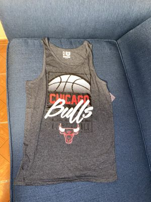 Bulls shirt size small for Sale in Kissimmee, FL