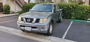 2005 Nissan Frontier - 6spd - 6cycl for Sale in Aliso Viejo, CA