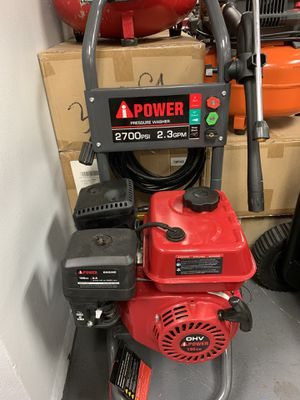 IPOWER 2700 PSI GAS PRESSURE WASHER $180 for Sale in Corona, CA