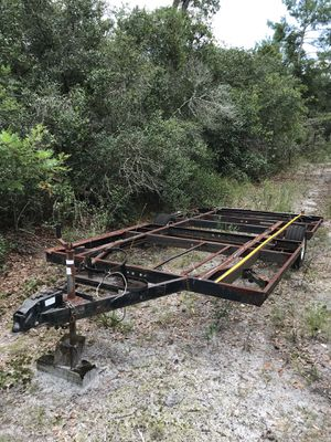 Trailer frame 12'10 x 6'11 for Sale in Winter Springs, FL