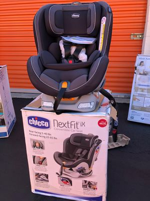 Chicco Nextfit iX Convertible Car Seat for Sale in Garden Grove, CA