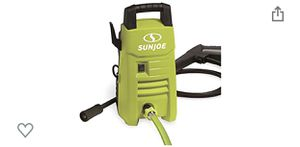 Sun joe pressure washer for Sale in Los Angeles, CA
