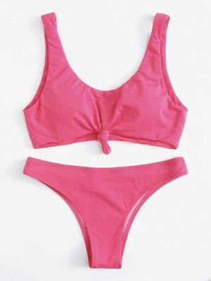 Hot pink bikini set for Sale in Chicago, IL