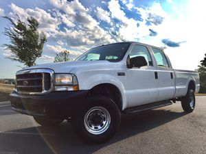 '03 Ford F-350 4X4 PowerStroke Turbo Diesel Crew Cab Long Bed for Sale in Dulles, VA
