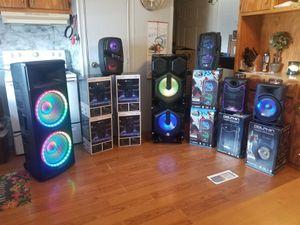 Kareoke speakers for Sale in Odessa, TX