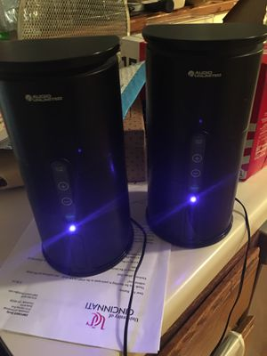 Audio unlimited 900mhz wireless speakers.. for Sale in Durham, NC