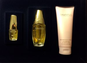Beautiful by Estée Lauder - Perfume & Body Lotion Set from for Sale in New York, NY
