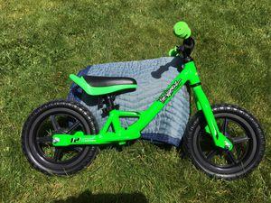 Haro Prewheelz 12 Green Balance Bike for Sale in The Bronx, NY