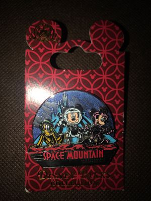 Space Mountain Tomorrowland Disney Parks Collection Pin for Sale in Las Vegas, NV
