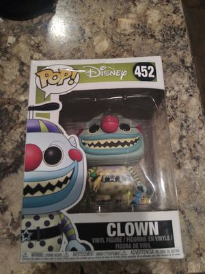 Pop figure from nightmare before Christmas for Sale in Largo, FL