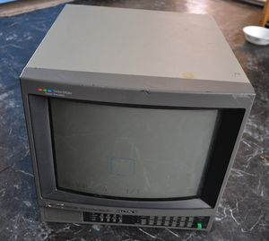 Sony pvm for parts for Sale in Tempe, AZ