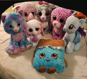 Ty Shopkins My Little Pony dolls for Sale in Dallas, TX