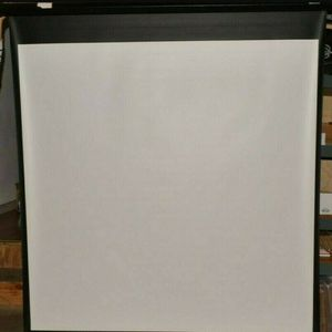 Manual Pull Down Projector Screen for Sale in San Diego, CA