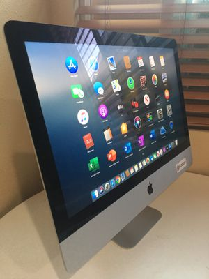 Apple iMac Computer 21.5 inches - Like New - Newest macOS for Sale in Garden Grove, CA