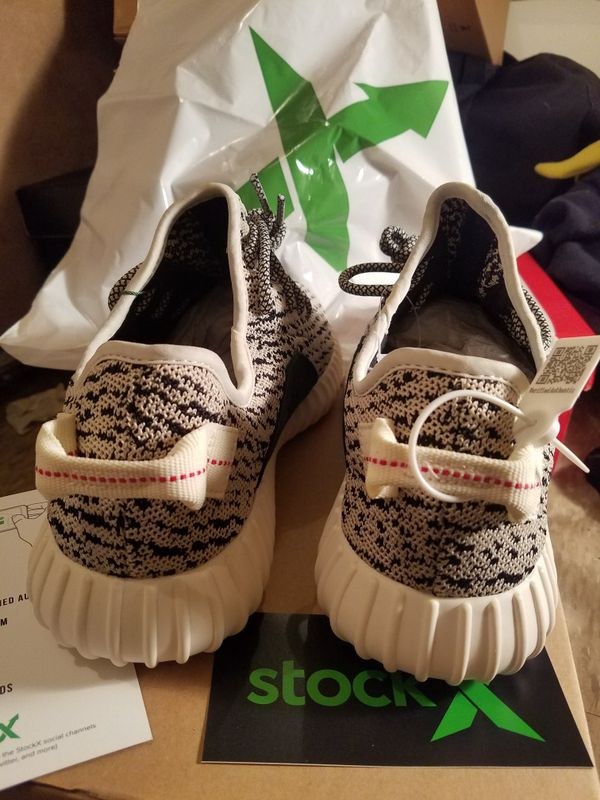 7ff718f30084e Adidas yeezy boost turtle Doves sz 9.5 for Sale in Waterbury