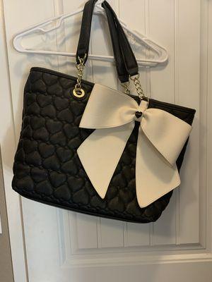 Betsy Johnson large shoulder bag for Sale in Las Vegas, NV